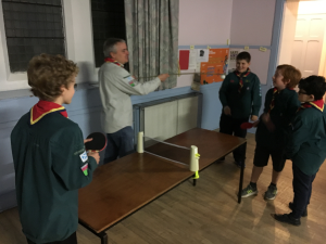 19th Pentland Scout Group Games Night at St Michael's Church